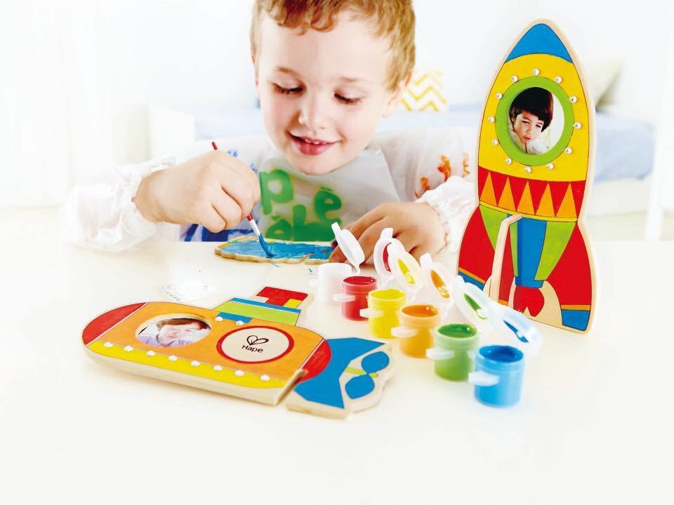 La expresión plástica en niños