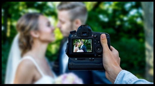 El fotógrafo ideal para una boda